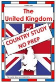 Country Study - The United Kingdom - Research Project