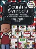 Country Symbols Bundle