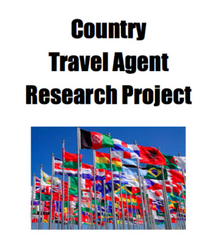 Country Travel Agent Research Project