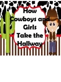 Country Western Hallway Chant