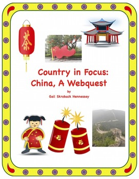 China: A Webquest/Extension Activities(country in Focus Series)