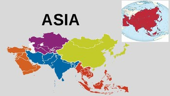 Country of the Day - Asia