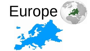 Country of the Day - Europe