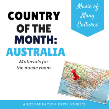 Country of the Month: Australia