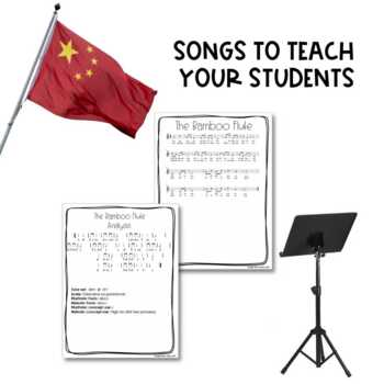 Country of the Month: China {Set for the Music Room}