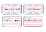 Country pairs games