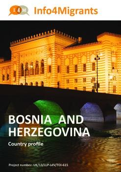 Country profile - Bosnia and Herzegovina
