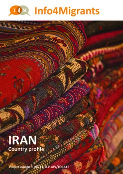 Country profile - Iran