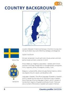 Country profile - Sweden