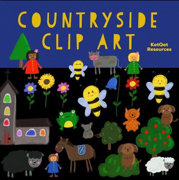 Countryside Clip Art