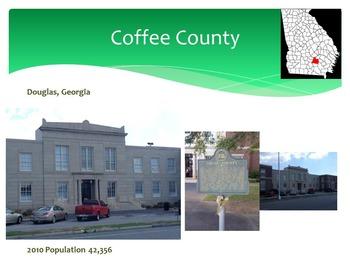 County Court Houses of Georgia