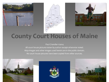 County Courthouses of Maine