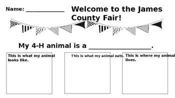 County Fair Animals
