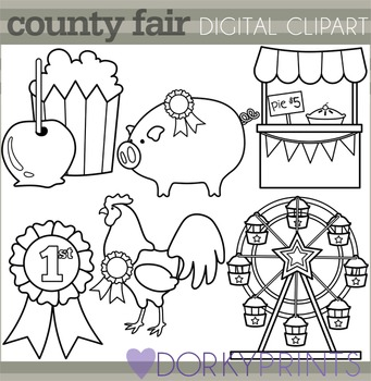 County Fair Clip Art