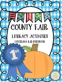 County Fair Literacy Activities for Louisiana K-2 Guidebook