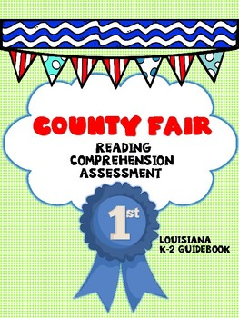County Fair Reading Comprehension Assessment