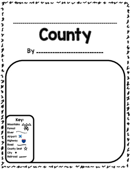 County Report Trifold
