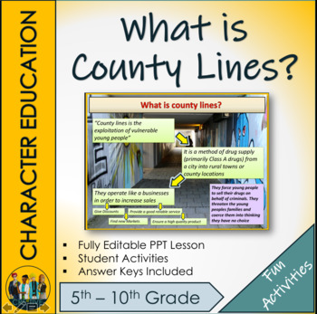 County lines and Gangs