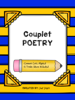 Couplet Poetry Pack
