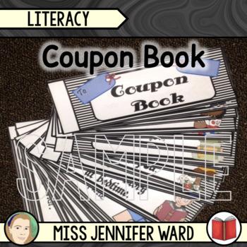 Coupon Book