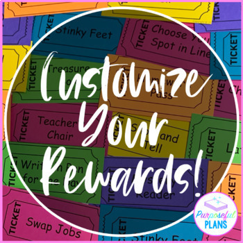 coupon reward incentive tickets coupons classroom management