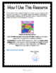 Coupon Reward/Incentive Tickets/Coupons for Classroom Management FREEBIE
