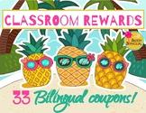 Coupon Reward system (Spanish & English)