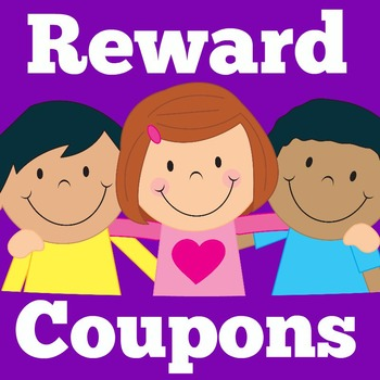 Class Reward Coupons | Student Rewards | Class Awards