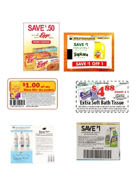 Coupons For Family Dollar Ad Math