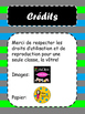 Coupons de fierté - Les comportements {French brag tags}