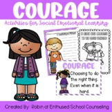 Courage Activity Pack- 7 Activities