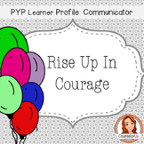 Character Education Lesson: Rise Up In Courage