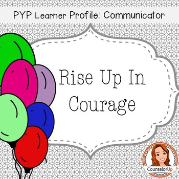 Character Ed Lesson on Courage for K-2