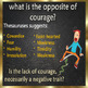 Courage is contagious – ESL adults and kids conversation a
