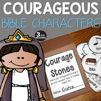 Courageous Bible Characters