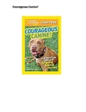 Courageous Canine! Book Study