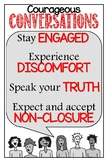 Courageous Conversations Poster