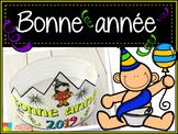 Couronne BONNE ANNÉE!