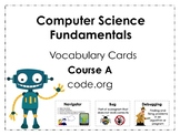 Course A code.org Vocabulary Posters