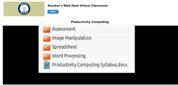 "Course ""Productivity Computing"" (1 Semester)"