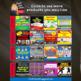 Course Syllabus BUNDLE – U.S./World History & Civics (Editable)
