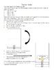 Course Syllabus Foldable - EDITABLE