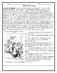 Court Packing Political Cartoon Worksheet with Answer Key