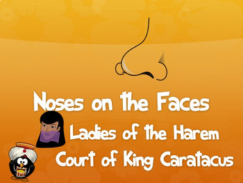 Court of King Caratacus – A Cumulative Song