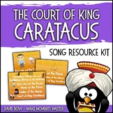Court of King Caratacus – A Cumulative Song Kit with Visuals