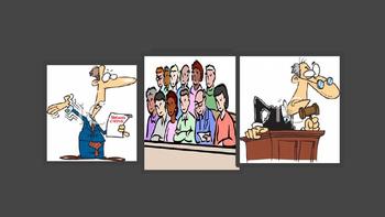 Courtroom Vocabulary
