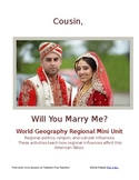 Cousin, will you Marry Me?