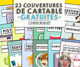 Couvertures de cartables 2