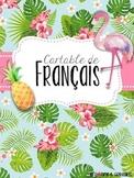 Couvertures de cartables tropicales modifiables