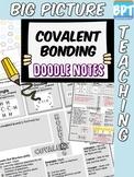Covalent Bonding Activity Worksheet Doodle Notes